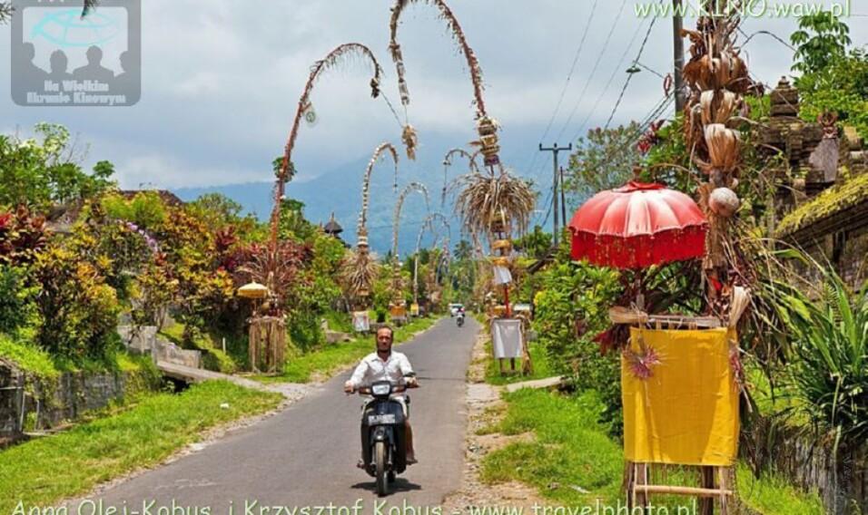 Bali. W krainie kapryśnych bogów – pokaz slajdów podróżniczych