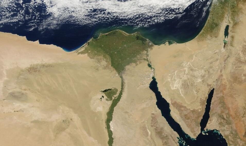 Egipska turystyka w dołku