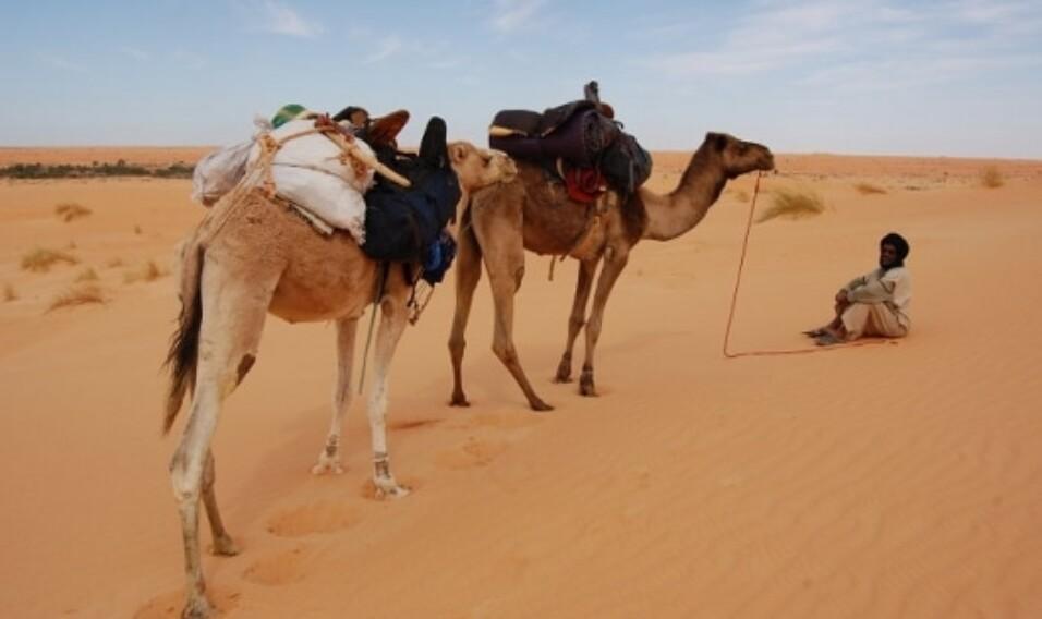 """Slajdowisko """"Czy Mauretania da się lubić?"""""""