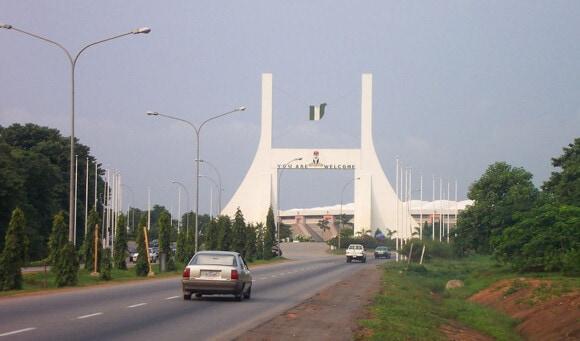 Abuja City Gate