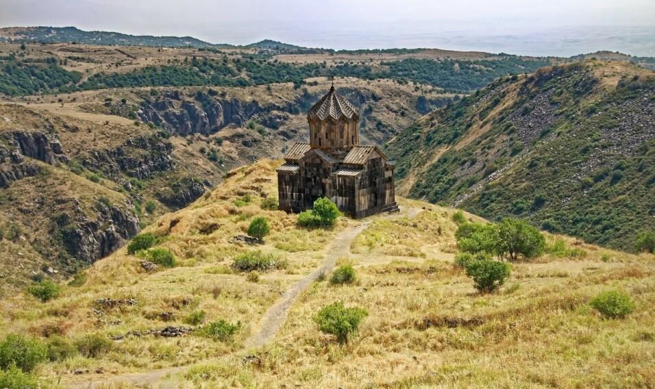 Armenia- wycieczki objazdowe z biurem podróży LogosTour.