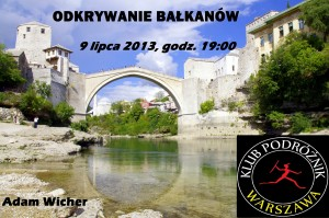 """Slajdowisko """"Odkrywanie Bałkanów"""""""