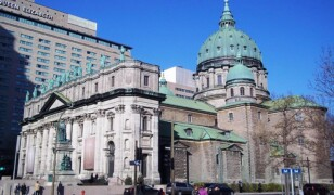 Bazylika katedralna Matki Bożej Królowej Świata w Montrealu