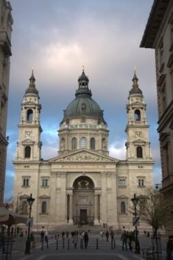 Bazylika św. Stefana w Budapeszcie