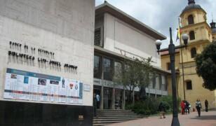 Biblioteka Luis Ángel Arango