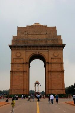 Brama Indii w Delhi