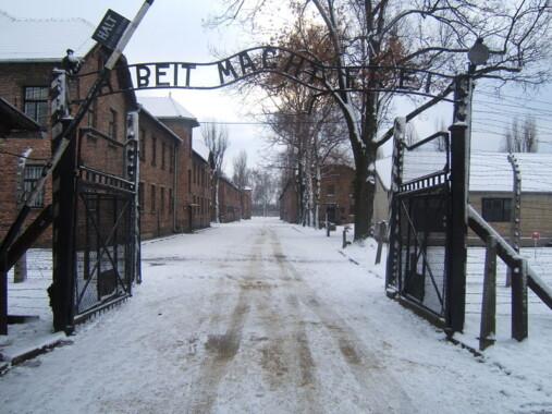 Brama obozowa Auschwitz
