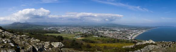 Panorama Bray (Irlandia)