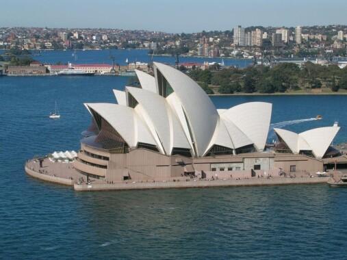 Budynek Sydney Opera House