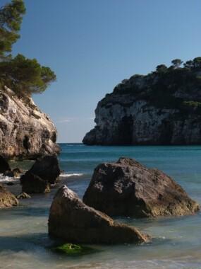 Cala Macarella – Minorka