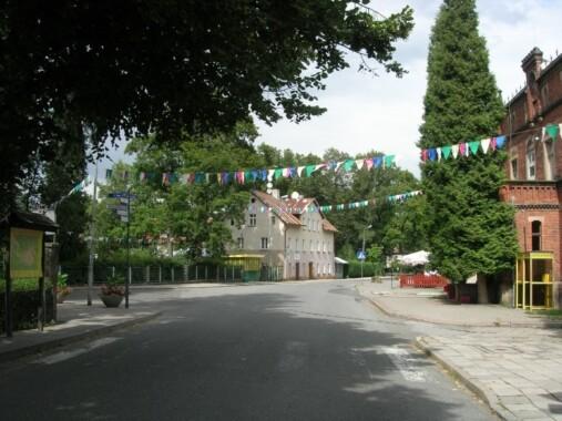 Centrum Długopola-Zdroju