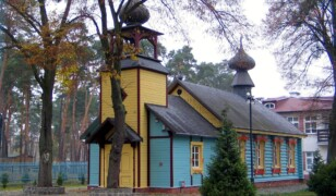 Cerkiew św. Michała Archanioła w Ciechocinku
