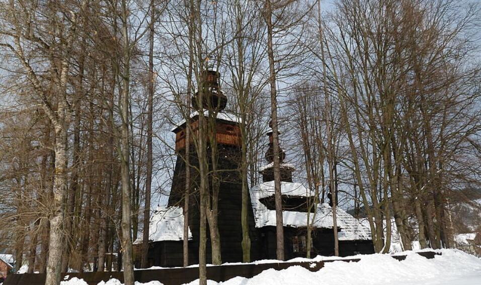 5 najstarszych cerkwi w Polsce