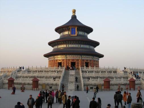 Świątynia Nieba – Pawilon Modlitw o Urodzaj w Pekinie