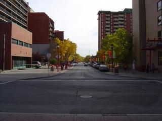 Dzielnica Chinatown w Calgary