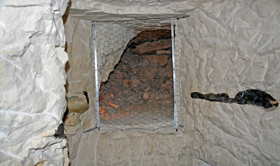 Neolityczna kopalnia krzemienia koło Ostrowca Świętokrzyskiego