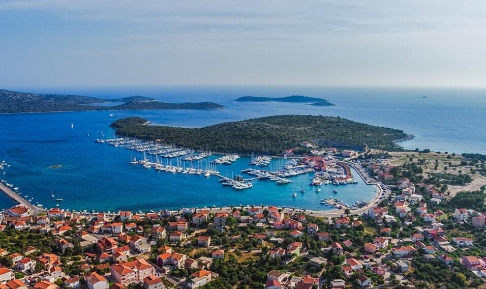 6 najpiękniejszych wysp Chorwacji