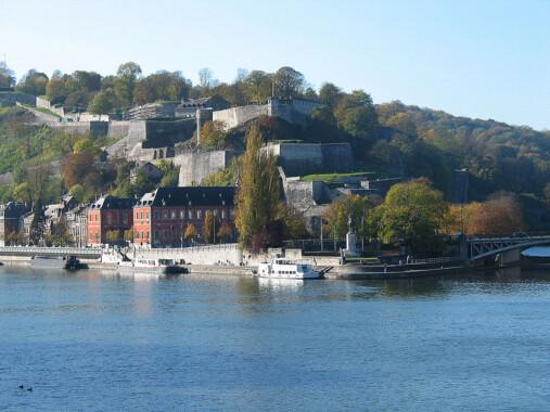 Cytadela w Namur
