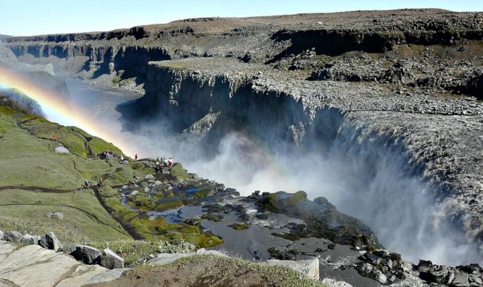 10 najpiękniejszych wodospadów na świecie