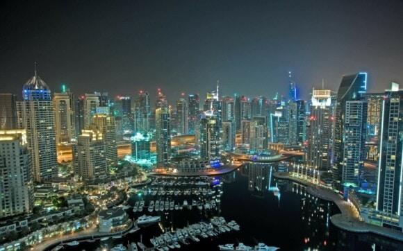 Dubaj, budynki