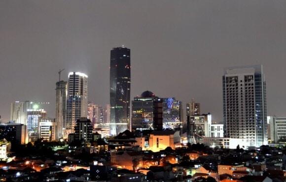 Dzielnica Kuningan w Dżakarcie
