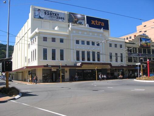 Embassy Theatre w Wellington