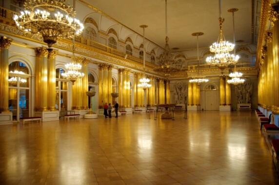 Ermitaż  –  Sankt Petersburg