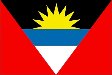 Antigua i Barbuda flaga