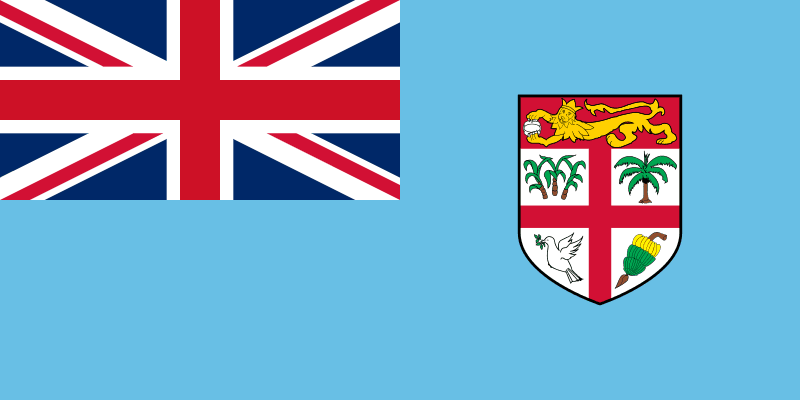 Fidżi flaga