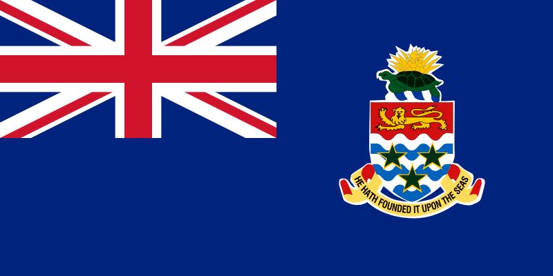 Kajmany flaga