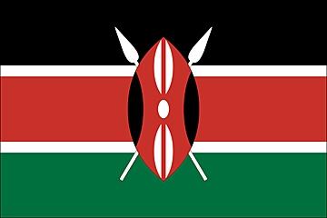 Kenia flaga