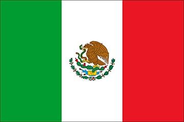 Meksyk flaga