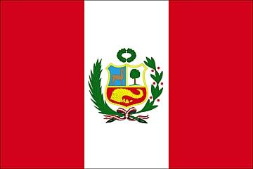 Peru flaga