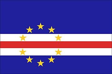 Republika Zielonego Przylądka flaga