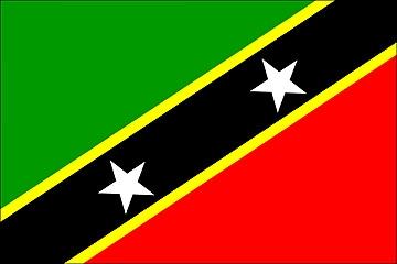 Flaga Saint Kitts i Nevis