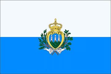 San Marino flaga