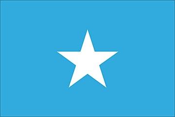 Flaga Somalii