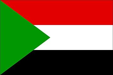 Sudan flaga