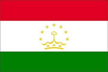 Tadżykistan flaga