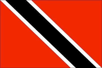 Trynidad i Tobago flaga