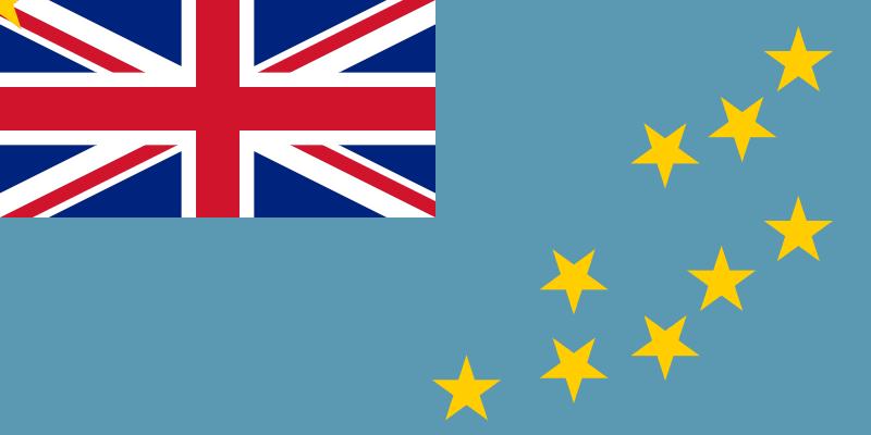 Tuvalu flaga
