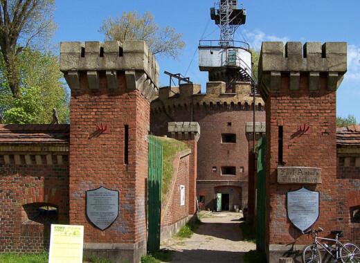 Fort III Anioła w Świnoujściu