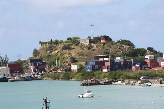 Fort James (Antigua i Barbuda)