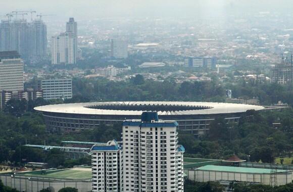Stadion Gelora Bung Karno