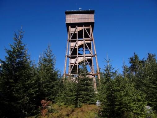 Gorc i wieża widokowa