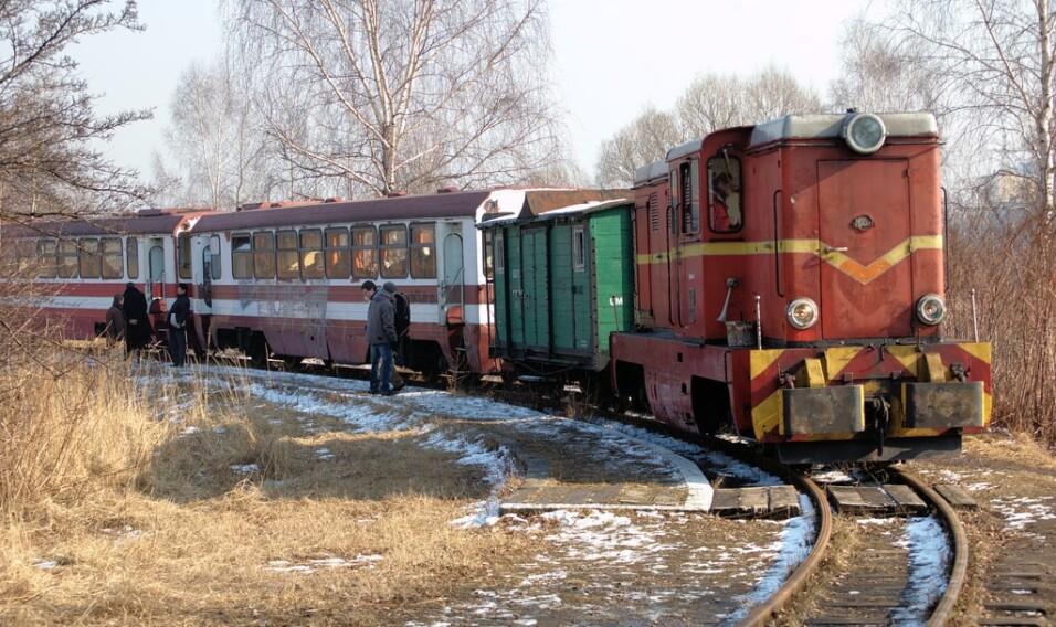 20 kolei wąskotorowych w Polsce