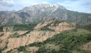 Park Narodowy Ugam- Chatkal