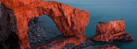 11 naturalnych skalnych mostów