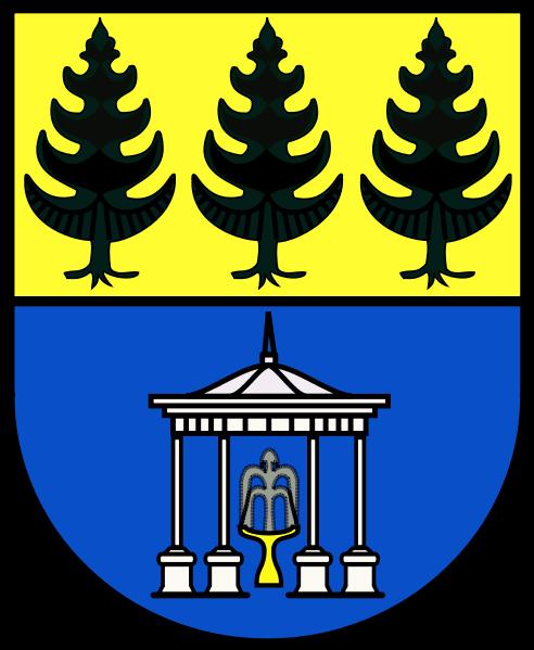 Herb Iwonicza-Zdroju