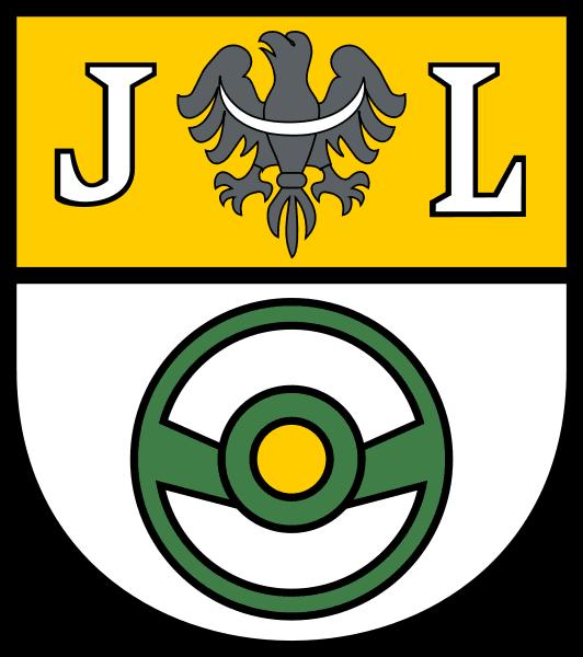 Herb Jelcza-Laskowic